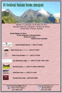 Flyer Telefonos de Hoteles